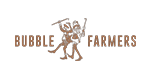 Bubble Farmers Logo, client of Stan Diers Graphic Design